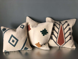 Assorted Wool Kilim Throw Pillows by Yuba Mercantile