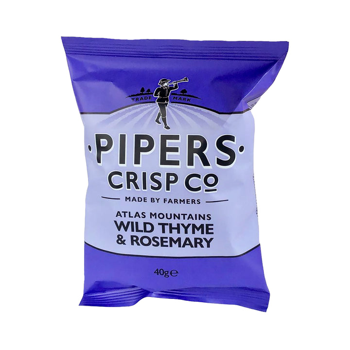 Pipers Crisp thyme rosemary