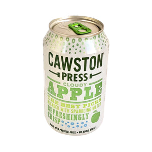 Cawston Press cloudy apple omena limonadi