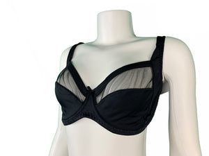 Simple Underwired Minimizer Bra