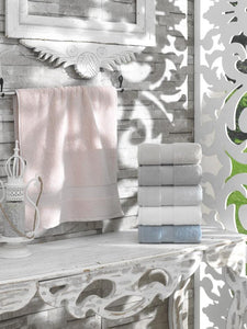 700 GSM ABSORBENT TURKISH COTTON TOWEL IN 6 COLORS - COTTONISH