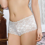 LACE SHORTS - COTTONISH