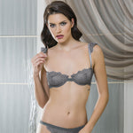WOMEN'S BRA AND PANTIES LINGERIE - COTTONISH