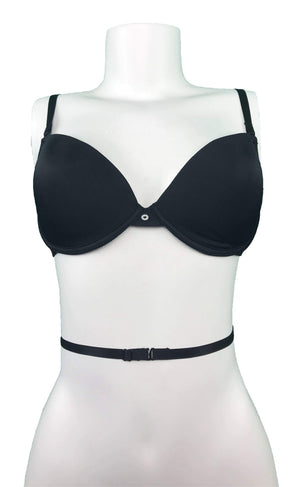 Push Up Micro Bra with Cross Straps