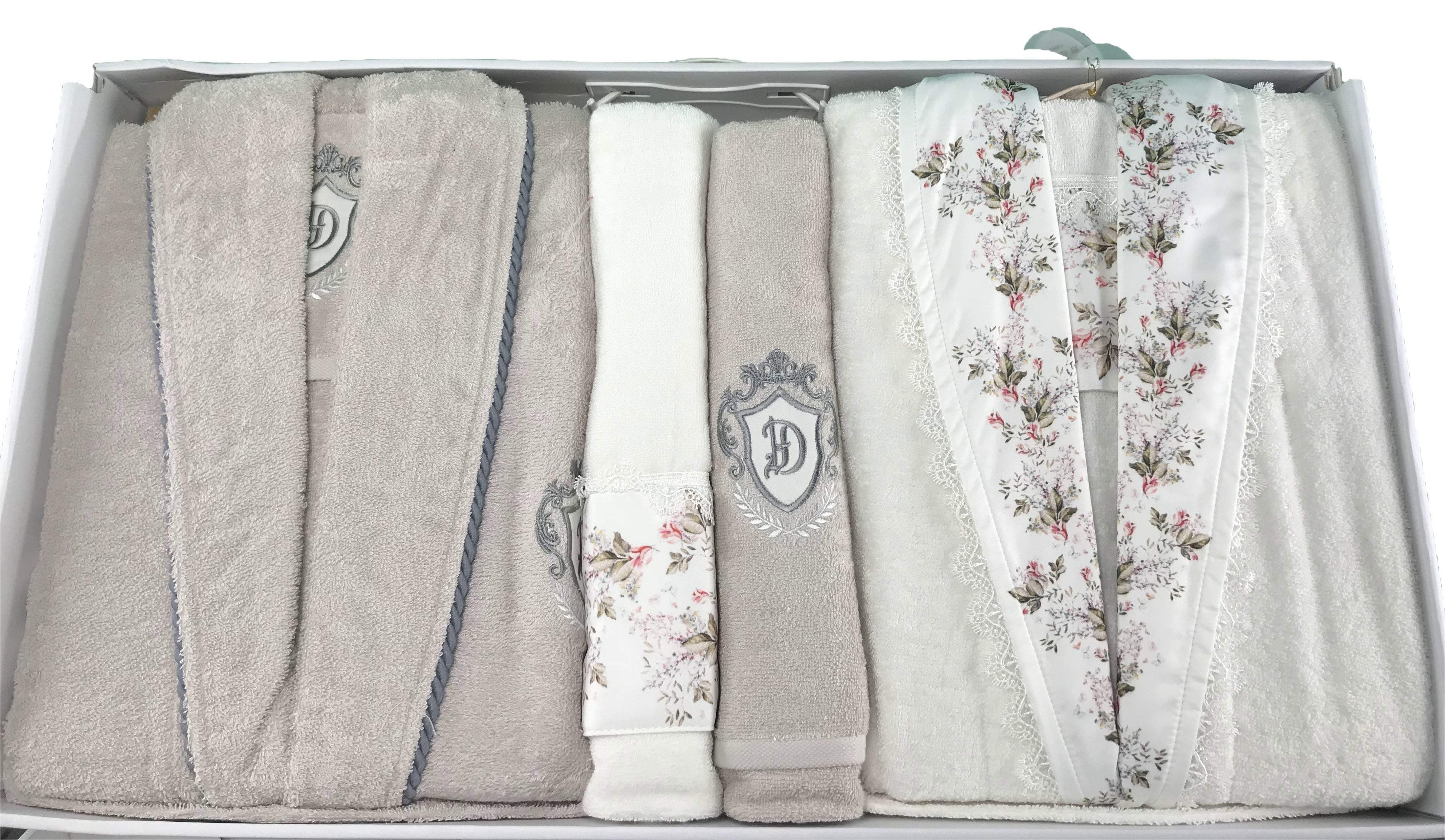 HALE Bathrobe Set