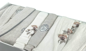 ANETTA Couple Towel Set