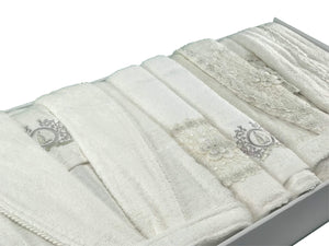 MIRANDA Bridal  Towel Set