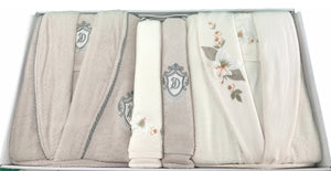ZAMBAK Couple Towel Set