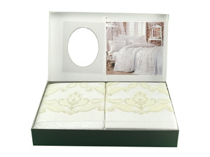 Bridal Full Bedding Set + 1 Quilt