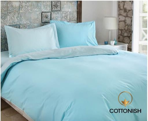 COLORMIX DOUBLE BEDDING SET - COTTONISH