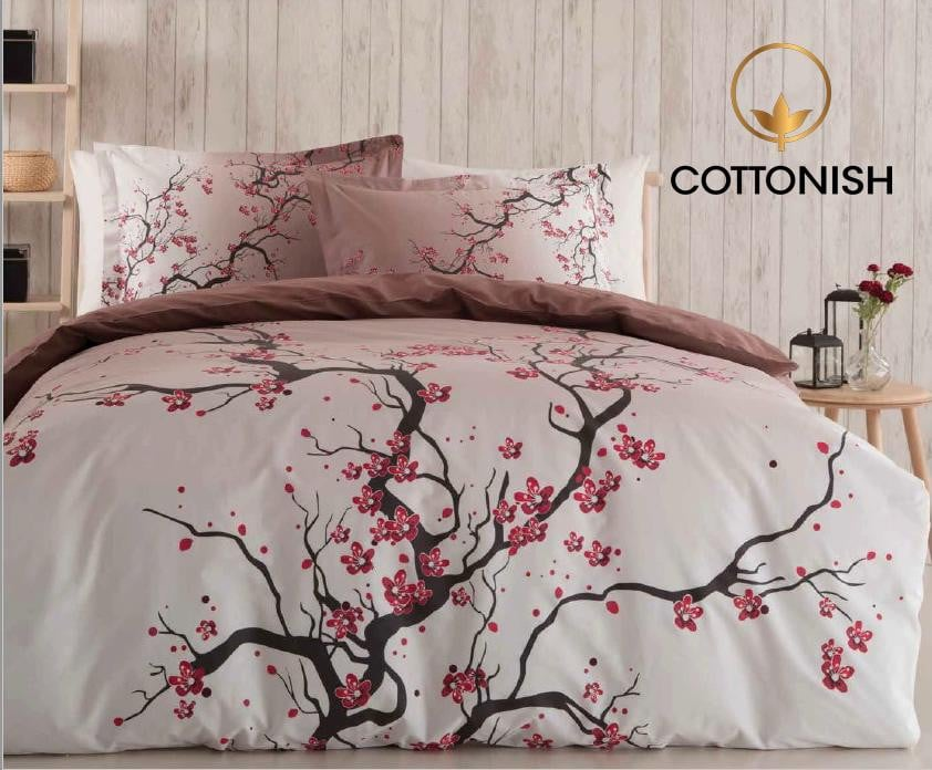 MORELLO SINGLE BEDDING SET - COTTONISH