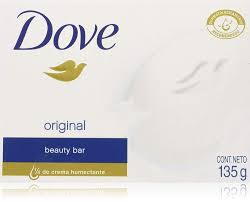 Dove White Soap 135 Gms/4.75 oz