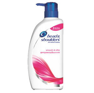 Head & Shoulders Smooth and Silky Shampoo 720ml