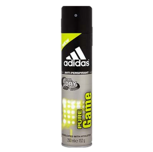 adidas Apd cool dry 48h pure game 250ml