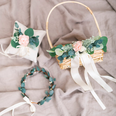 Flower Girl & Ring Bearer Coordinated Sets