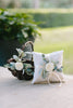 Willow Flower Girl Basket by Ragga Wedding | GRACE & Sage Woven Flower Girl Basket and Ring Pillow Set