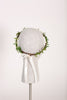 Woodland Wedding Hairpiece | Fern Greenery Flower Crown by Ragga Wedding