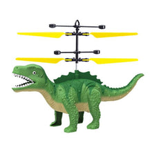 Load image into Gallery viewer, RC Flying Helicopter Dinosaurs Flying Toys