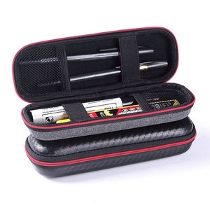 EVA Zipper Carrying Hard Case Cover for Digital Voice Recorder