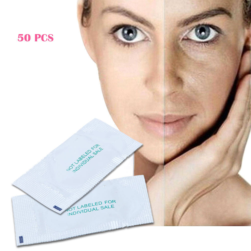 50 Sachets Jeunesse Instantly Ageless Face Cream Anti Aging Anti Wrinkle Eye