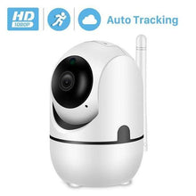 Load image into Gallery viewer, 720P/1080P WiFi Wireless IP Camera Security Camera with Night Vision