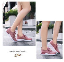 Load image into Gallery viewer, Woman Sport Shoes Mesh Breathable Trainers