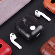 Load image into Gallery viewer, Protective Case Cover Key Pouch Skin for Apple Airpods Earphone