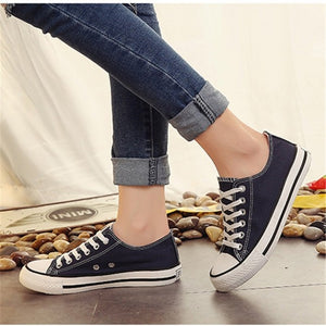 Canvas Shoes Classic Casual Sneakers