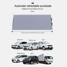 Load image into Gallery viewer, Car Retractable Windshield Sun Shade Block Sunshade Cover