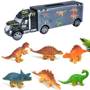 Dinosaur Truck Carry Case