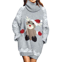 Load image into Gallery viewer, Women Cute Funny Christmas Sweater