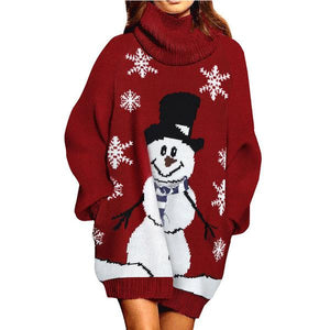 Women Cute Funny Christmas Sweater