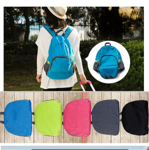 Outdoor Travel Backpack Collapsible Bag