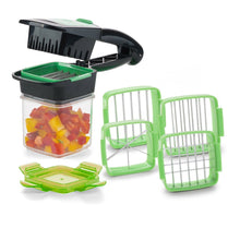 Load image into Gallery viewer, 5 in 1 Dicer Fruit Vegetable Cutter Nicer Dicer Quick Chopper