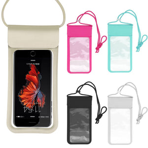 Waterproof Bag Underwater Pouch Dry Phone Case Cover Universal