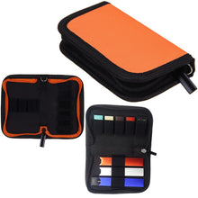 Load image into Gallery viewer, Travel Case for Vape, Pods & Charger - Carrying Holder Wallet