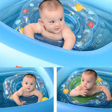 Load image into Gallery viewer, Baby Kids Inflatable Float Swimming Ring Trainer Safety Aid Pool Water Toy
