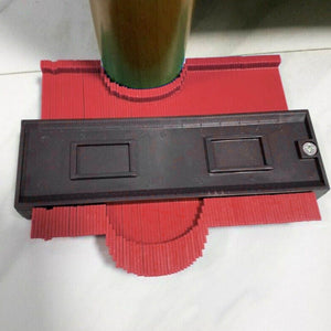 Shape Contour Duplicator Profile Gauge Tiling Laminate Tile Edge Shaping