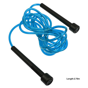 Skipping Rope Nylon Jump Speed Exercise Handle Boxing Fitness Adjustable