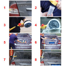 Load image into Gallery viewer, Car Pressure Washer Rotating Wash Brush Vehicle Care Washing Sponge Cleaner