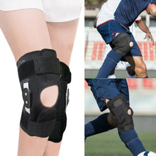 Load image into Gallery viewer, Knee Support Open-Patella Brace for Arthritis with Adjustable Strapping