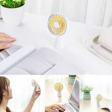 Load image into Gallery viewer, Mini Portable Desktop Summer USB Cooling Fan