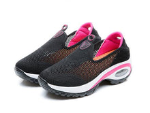 Load image into Gallery viewer, Womens Casual Sport Breathable Mesh Shoes Fashion Air Cushion Non-slip Running Shoes