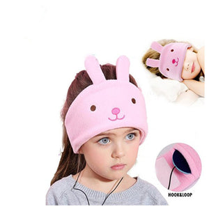 Cartoon Soft Fleece Headphone Headband