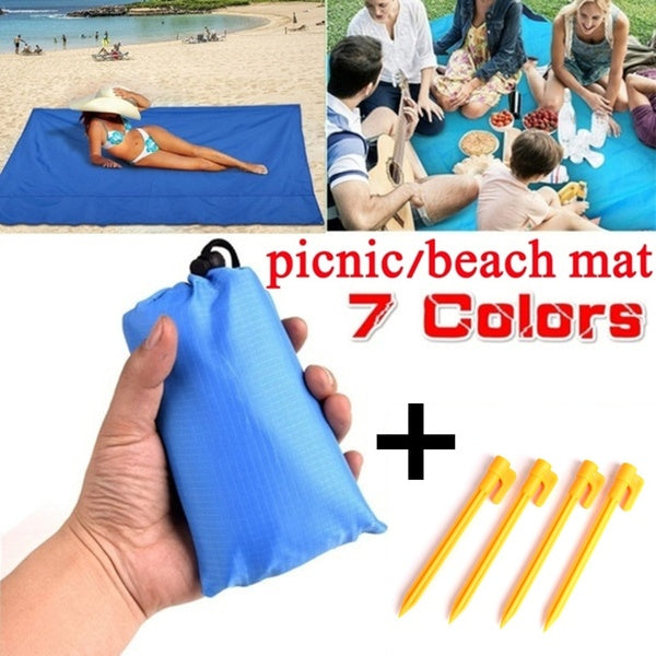 Pocket Beach Mat