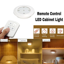 Load image into Gallery viewer, 5 LED Remote Control LED Cabinet Light