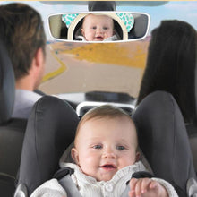 Load image into Gallery viewer, Car Safety Back Seat Rearview Mirror Adjustable Infant Baby Rear Monitor