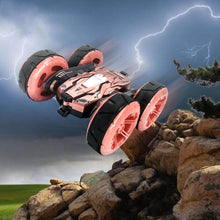 Load image into Gallery viewer, 2.4G Double-Sided Stunt Car 360 Degree Rotating Children High-Speed Off-road Climbing Vehicle