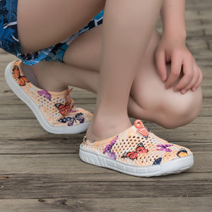 Womens Casual Clogs Breathable Beach Sandals