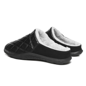 Men's Autumn/Winter Plus Size Cotton Shoes Warm Slippers